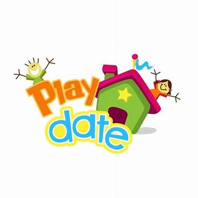 Playdate Clipart Facilitated Panama Library Date Play