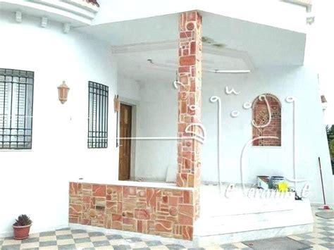 decoration facade exterieur maison decoration villa en tunisie decoration facade exterieur