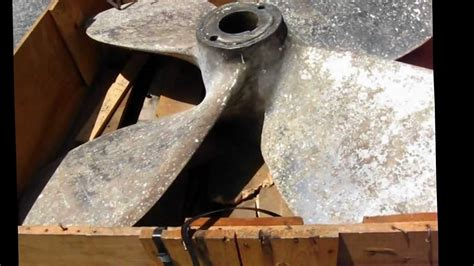 Boat Propeller Sales by Boat And Marine Propellers For Sale Yacht And Boat