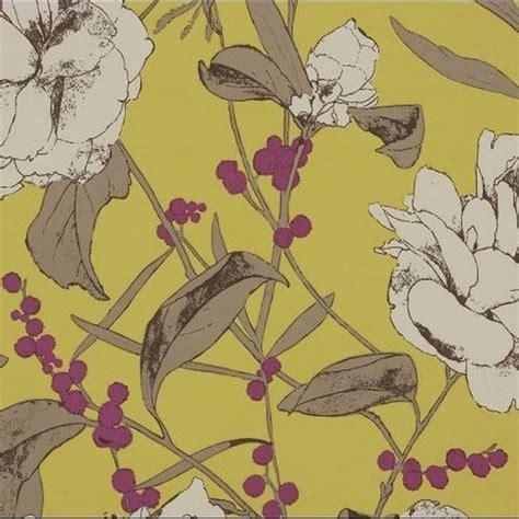 papier peint beatrix papiers peints par 233 diteurs romo le boudoir des etoffes