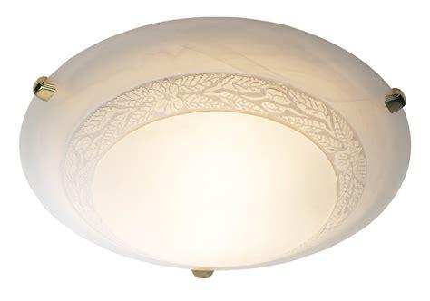 damask small flush ceiling light dam522 052345