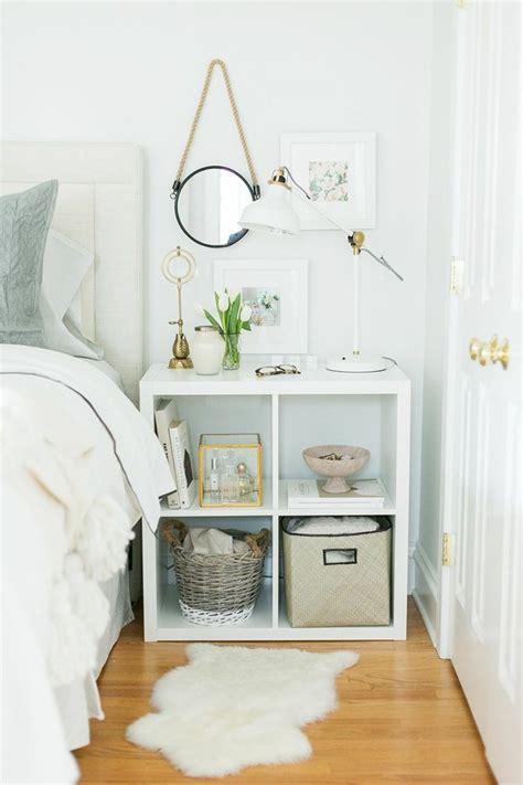 chambre contemporaine blanche idée déco chambre adulte 100 suggestions en blanc