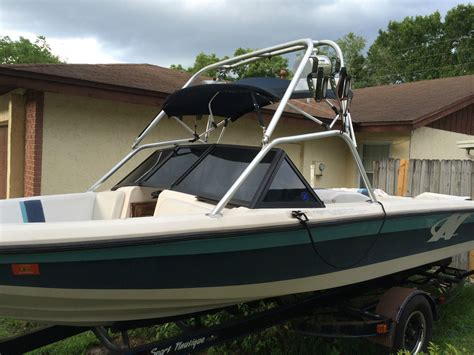 Nautique Budget Boat by Correct Craft Sport Nautique 1989 For Sale For 5 499