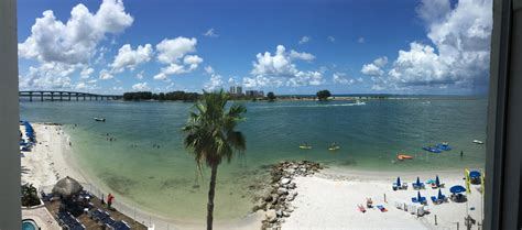 stay   gulf view hotel  sunny clearwater beach