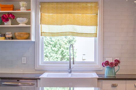 How To Make Diy Faux Roman Shades