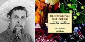 Book Group: Renewing America's Food Traditions, by Gary ...