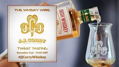 Tasting Corry Tweet Whisky Re