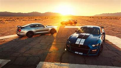 Mustang Gt500 Ford Camaro Challenger Zl1 Shelby