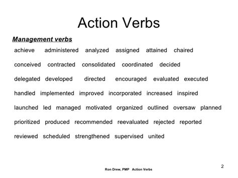 Consulting Resume Keywords by Resume Verbs Consulting