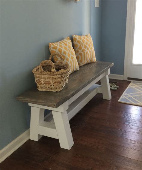 beach bench    home projects  ana white