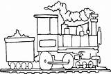 Coloring Coal Train Steam Operating Pages Mine Netart Template sketch template