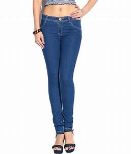 Buy Ganga Blue Denim Jeans Online at Best Prices in India - Snapdeal