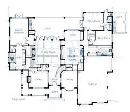 custom house plans florida custom home plans floor plans