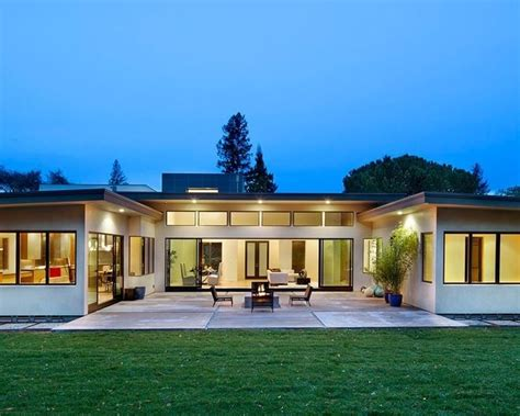 modern  shaped house plans designs photo gallery house