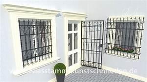 Gitter Für Kellerfenster : geschmiedete gitter f r fenster und balkone eliasstamm art ~ Markanthonyermac.com Haus und Dekorationen