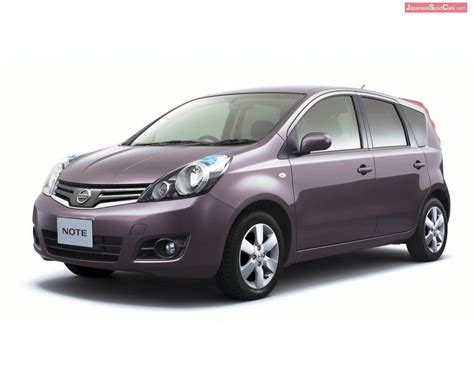 nissan japan cars 2008 nissan note japan 2 picture number 17338