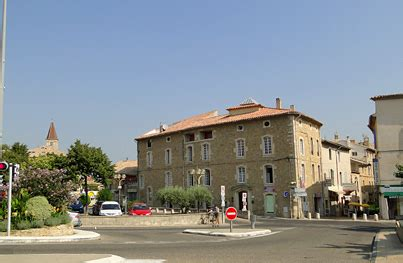 Bagnolssurcèze  Gard Provence