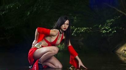Cosplay Fantasy Female Woman Fetish Babe Costume
