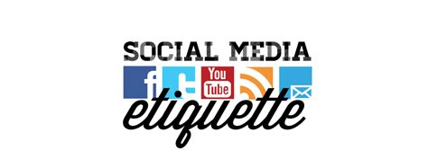 social etiquette social media etiquette dos and don ts leo kinuthia blog