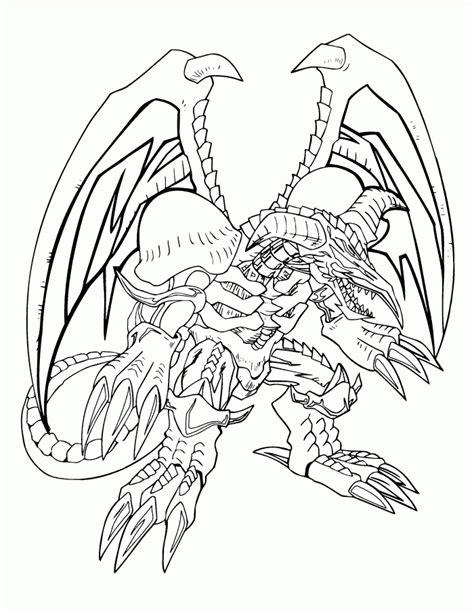 yu gi coloring oh yugioh ausmalbilder coloriage dragon dessin imprimer kleurplaten printable colorear kleurplaat ausmalbild malvorlagen monstre series dibujos animierte