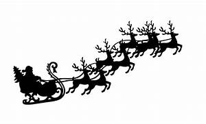 Black And White Clip Art Santa Claus | Search Results ...