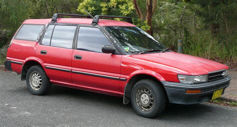 file  toyota corolla aer xl station wagon