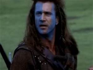 Braveheart: They May Take Our Lives (German) Clip (1995 ...