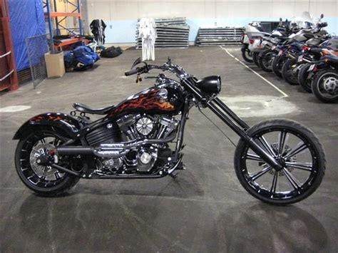 Chopper Kits For Harley-davidson® Fxcw Rocker Models