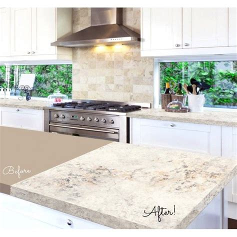 countertop makeover kit giani counter top paint sicilian sand kit airstream
