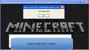 JAN 2013 MineCraft Gift Code Generator FREE And LEGIT