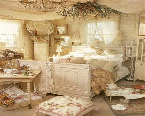 Country Chic Bedroom Ideas, Shabby Chic Bedrooms On