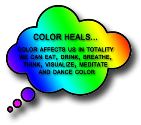 color healing healing with color