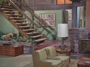 I am a camera regarding the silver age quotbrady bunchquot that for Brady bunch house interior pictures