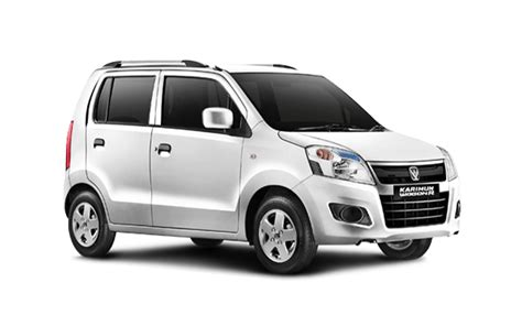 Gambar Mobil Suzuki Karimun Wagon R Gs by Mobil Suzuki Karimun Wagon R Gs Baru Promo Harga Dp Dan