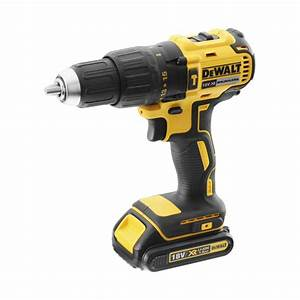 Dewalt Cordless Drill With Led Light Dewalt Cordless Hammer Drill 18v 1 5ah Brushless With 2