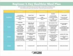 week dieet menu