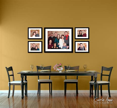 wall display ideas the bopp family grand rapids family photographer carrie photography