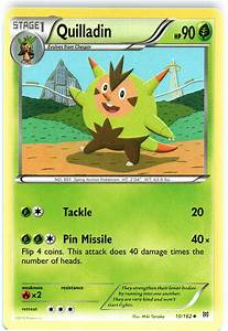 Quilladin Pokemon Card Images   Pokemon Images