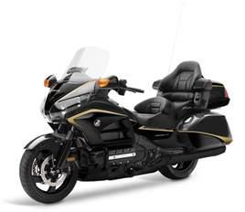 2016 Honda Goldwing Motorcycle