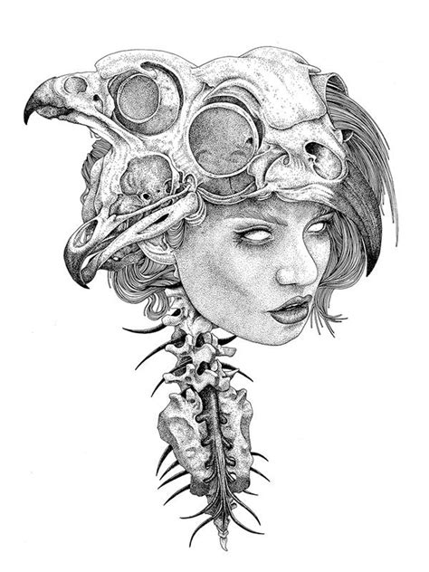 Surreal Illustration By Tavo Montañez Chimerical