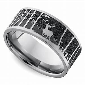 2018 Popular Men39s Outdoor Wedding Bands