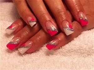 Ongles En Gel Rose : deco ongle gel rose deco ~ Melissatoandfro.com Idées de Décoration