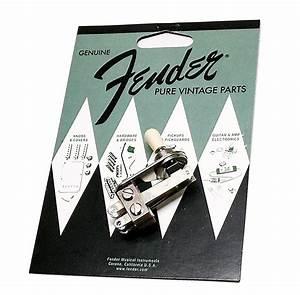 Genuine Fender Vintage Jazzmaster Guitar 3