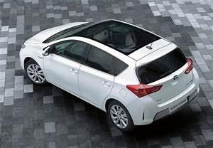Toyota Auris Break Hybride : toyota auris hsd hybride 2013 l 39 essai d taill ~ Medecine-chirurgie-esthetiques.com Avis de Voitures