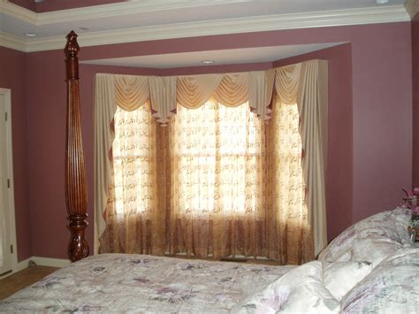 how to choose the ideal bow window treatments window