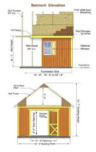 best barns belmont 12x24 wood storage shed or cabin kit