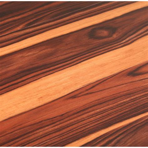 vinyl flooring wood trafficmaster allure 6 in x 36 in african wood dark luxury vinyl plank flooring 24 sq ft