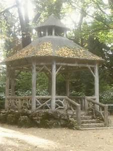 kiosque de jardin terrasse With amazing tonnelle en bois pour jardin 0 kiosques bois
