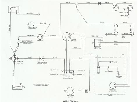 Mf 165 Wiring Diagram by Mf 14 Wiring Help Massey Snapper Amf Tractor Forum