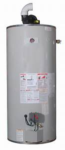 Heliodyne 75 Gallon Direct Vent Gas Water Heater